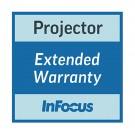Garantie extinsa 1 an pentru proiectoarele InFocus IN1XXX, IN2XXX si IN3XXX