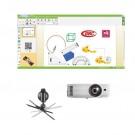 """Pachet interactiv IQboard Expert ST 83"""" Curious Minds"""