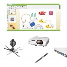 Pachet interactiv IQboard Expert ST 83 inch Focused Minds