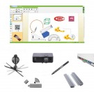 "Pachet interactiv IQboard Expert ST 94"" Visionary Minds cu pentray interactiv"