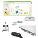 "Pachet interactiv IQboard Expert UST 101"" Innovative Teaching WiFi"
