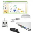 "Pachet interactiv IQboard Expert UST 101"" Innovative Teaching WiFi"