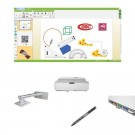"Pachet interactiv IQboard Expert UST 83"" Innovative Teaching"