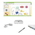 "Pachet interactiv IQboard Expert UST 83"" Innovative Teaching"
