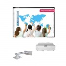 "Pachet interactiv IQboard Foundation UST 92"" Innovative Teaching"