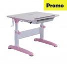 Birou pentru copii ergonomic si reglabil SingBee SBS-601-PK poza principala 1