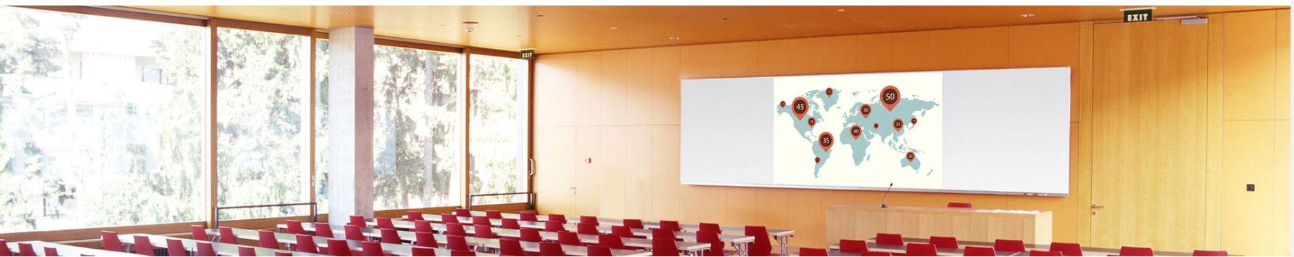 Videoproiector Sony VPL-FHZ120/B sala clasa