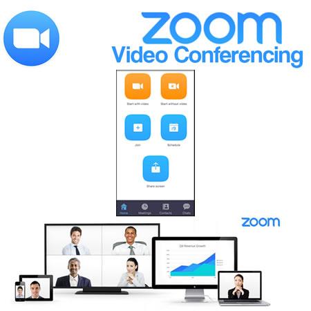 Zoom Meeting Plan Business - software pentru videoconferinta